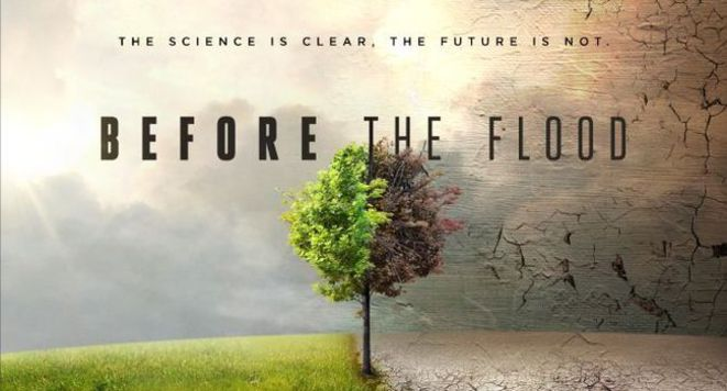 Affiche du documentaire Before The Flood