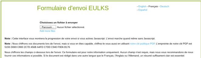 EULeaks