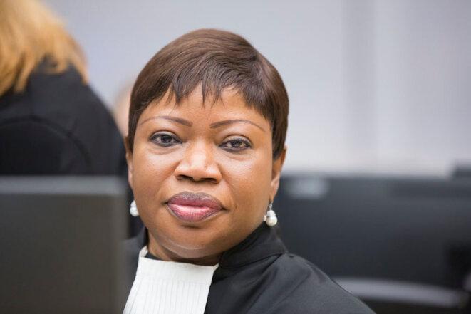 La procureure Fatou Bensouda © CPI