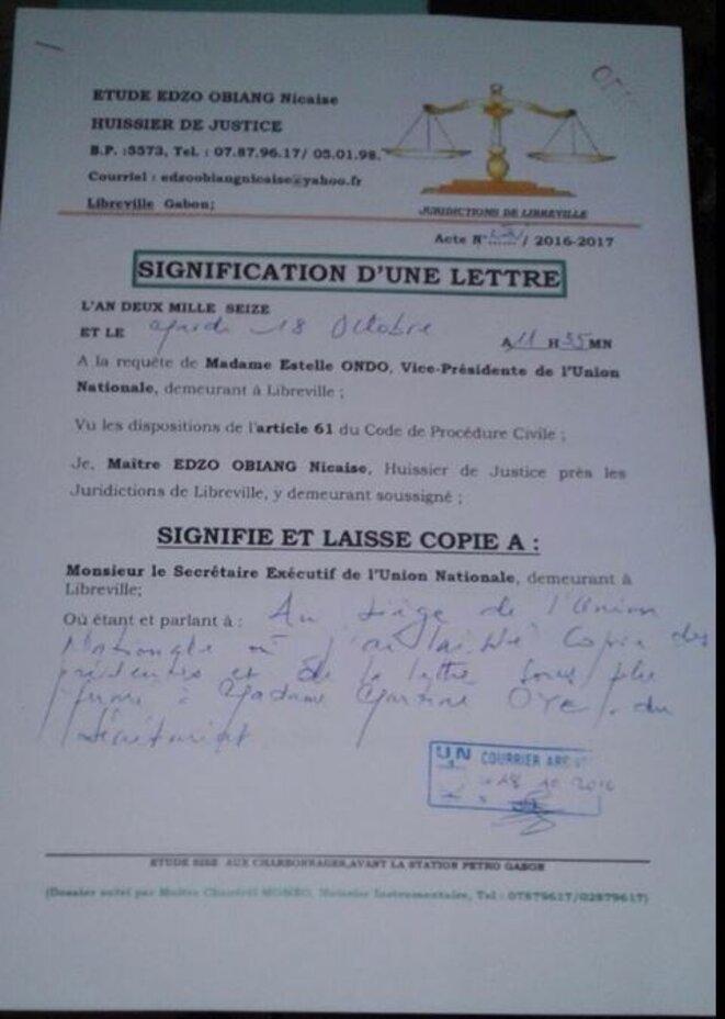 lettre-de-mme-estelle-ondo-ministre-de-l-economie-forestiere-de-la-peche-et-de-l-environnement-au-parti-un-000
