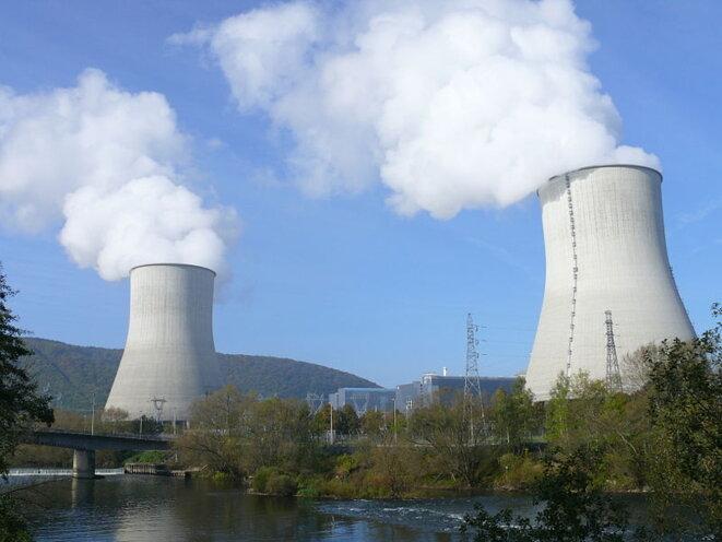 Centrale nucléaire de Chooz, France © MOSSOT