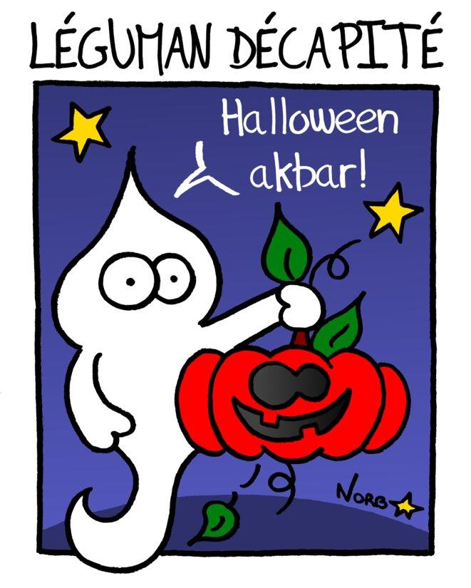 Halloween akbar! © Norb