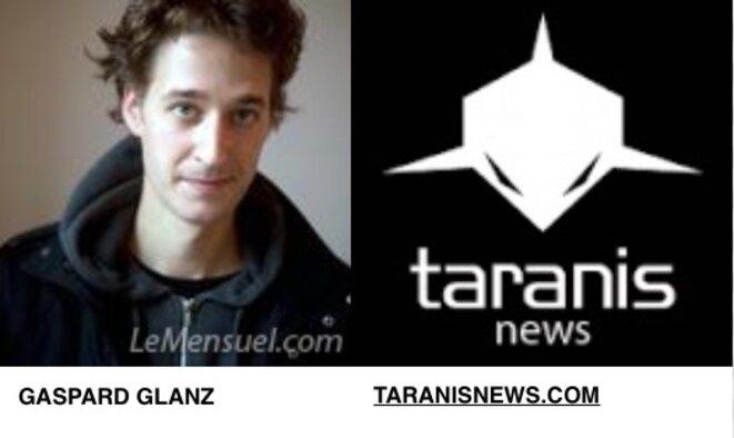 Gaspard Glanz Taranis News