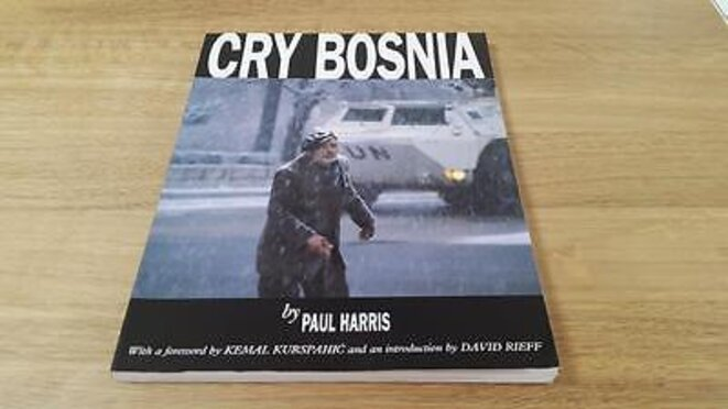 Cry Bosnia © Paul HARRIS
