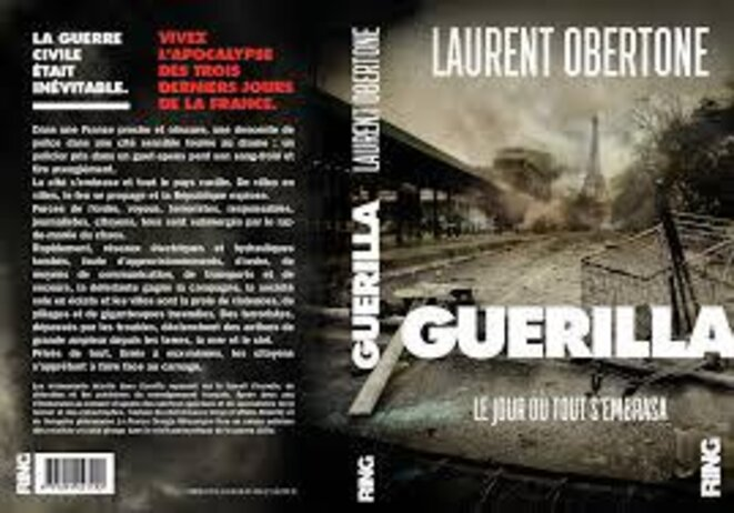 Guérilla recto et verso © Laurent OBERTONE