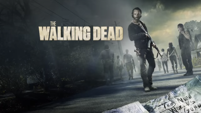 The Walking Dead saison 6 © Frank Darabont et Robert Kirkman
