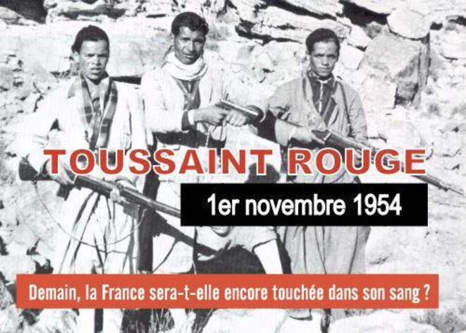 La Toussaint rouge © Pierre Reynaud