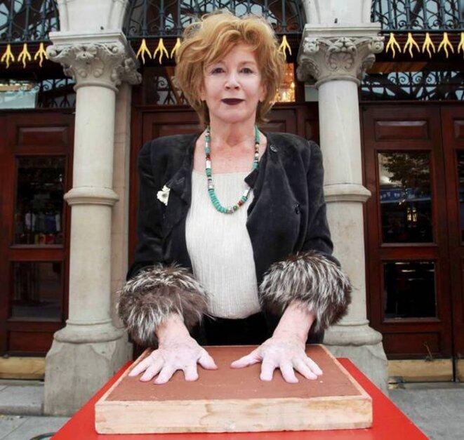 2009 : Dublin lui rend – enfin – hommage pour l'ensemble de son œuvre © DR
