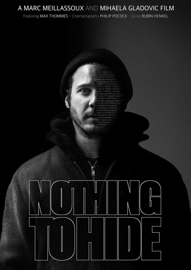 NOTHING TO HIDE Novembre 2016 © Marc Meillassoux & Mihaela Gladovic
