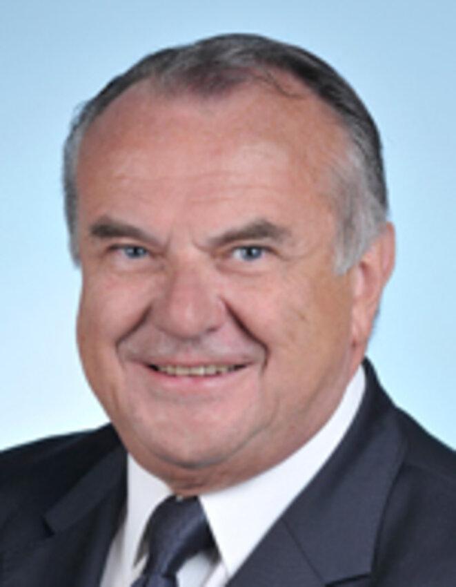 Le député Alain Marsaud © DR