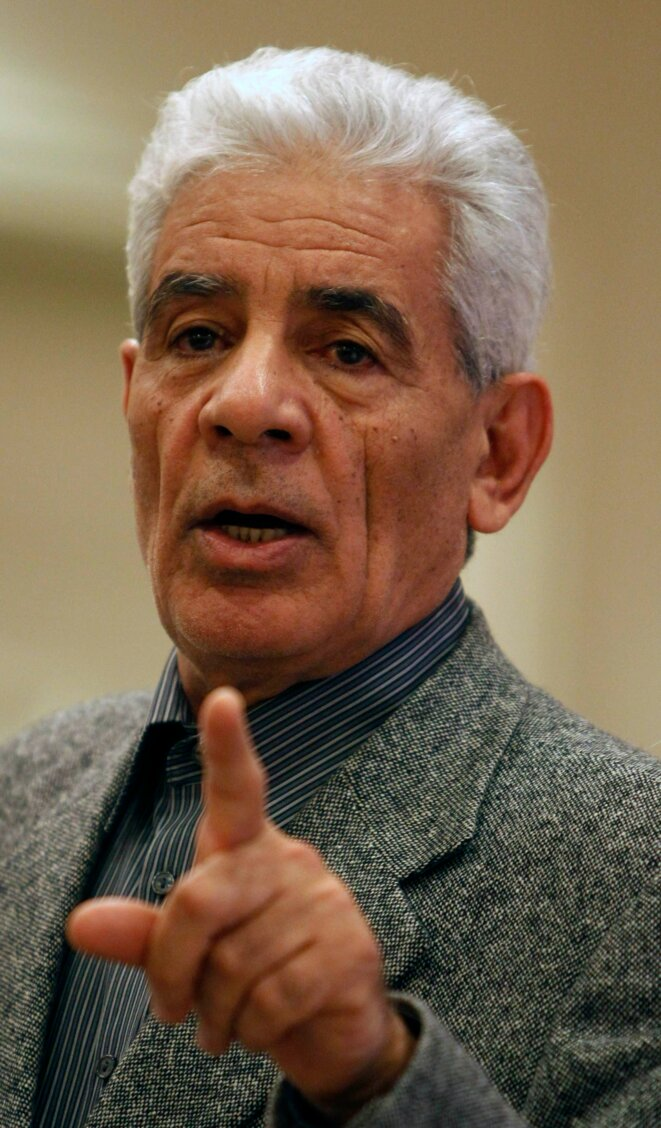 Moussa Koussa, l'ancien chef des services secrets libyens. © Reuters