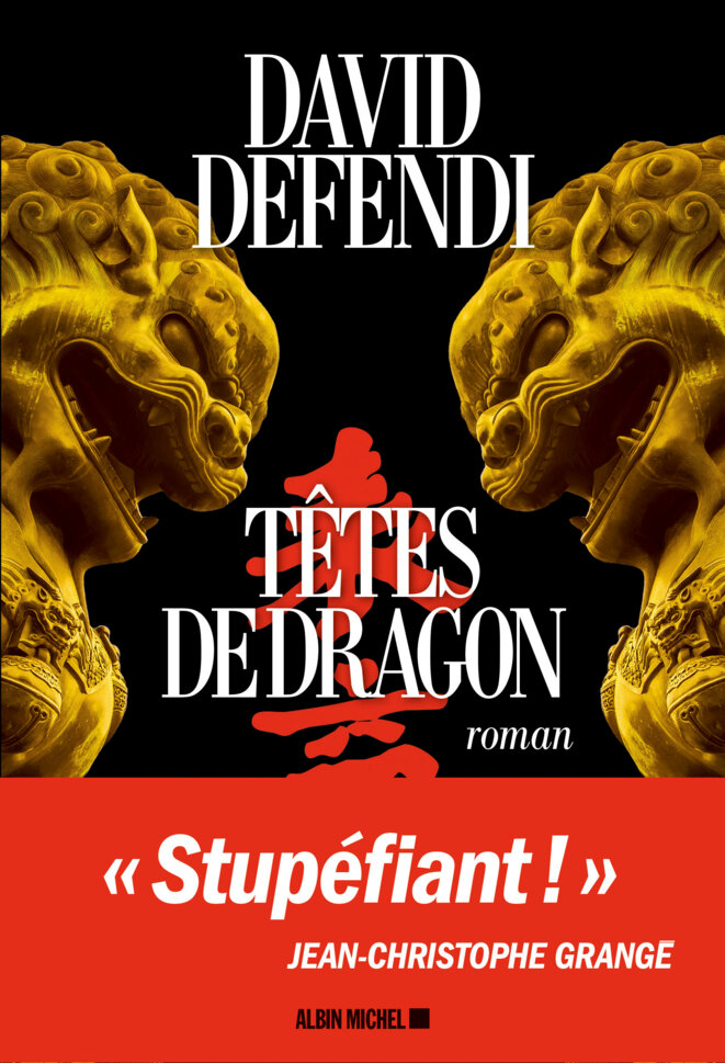 têtes de dragon © david defendi
