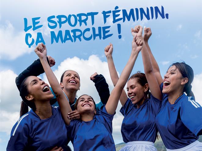 Le Sport féminin, ça marche ! © Les Débats du Sport Solidaire