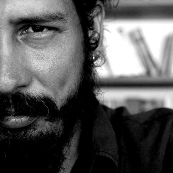 Canek Sanchez Guevara. © DR