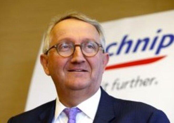 Thierry Pilenko, PDG de Technip © Technip
