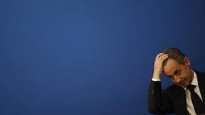 Crushing defeat: the Right's voters have massively rejected their former leader Nicolas Sarkozy.. © Reuters