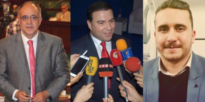 Les personnes interviewées par Cheker Berhima. Foto: Cheker Berhima / Eurojournalist(e)