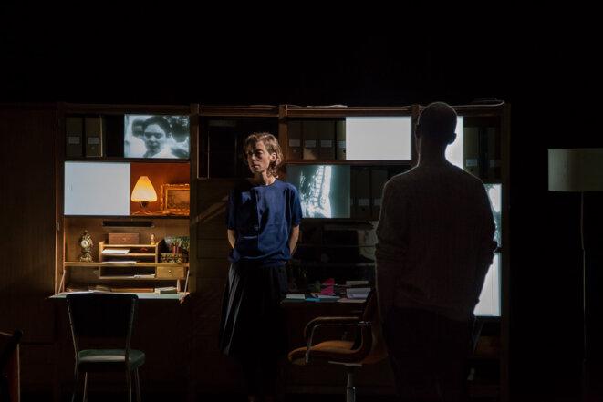 Doreen, spectacle de David Geselson © Charlotte Corman