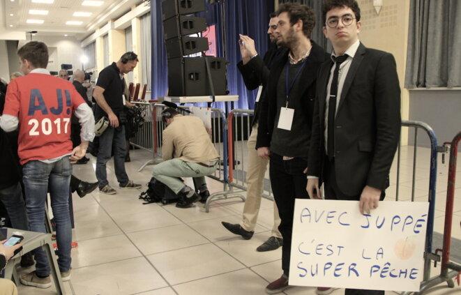 Dans les coulisses du meeting de Toulouse : un coup de mou... © E.R.