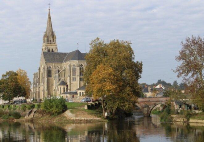 Église de Sablé-sur-Sarthe