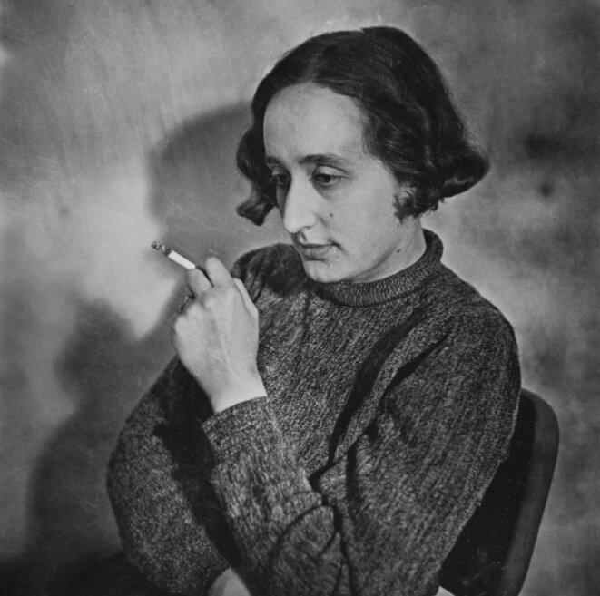 Autoportrait © Edith Tudor-Hart