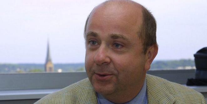 Alain Franchi, directeur général de Veolia eau France © DR