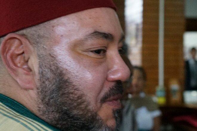 Mohammed VI bat en retraite — Madagascar
