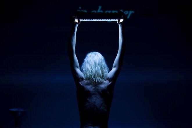"Silvia Calderoni dans ""MDLSX"" © Ilariascarpa"