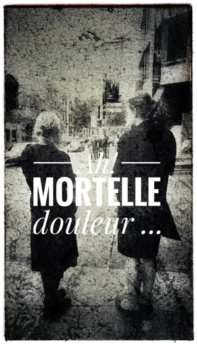 MORTELLE DOULEUR © PAJ