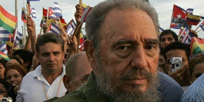 Leader Maximo.