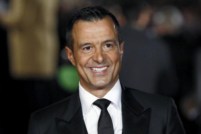Jorge Mendes est l'agent le plus influent du monde © Reuters