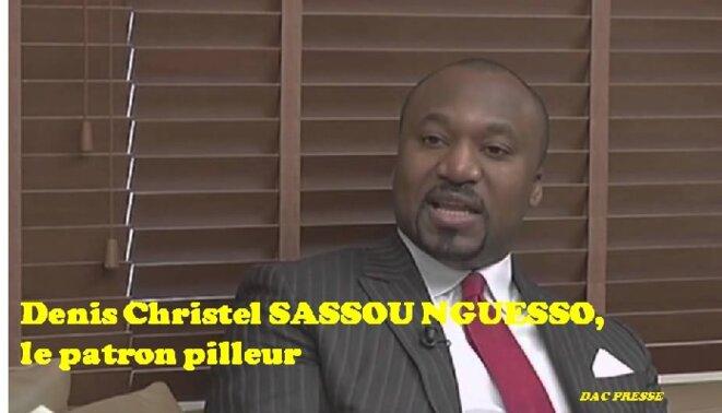 Kiki Sassou patron pilleur