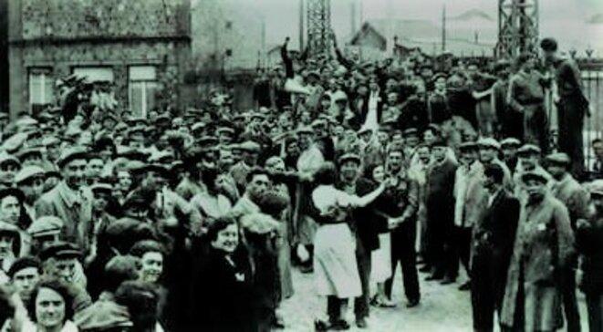 Front populaire - 1936 - DR