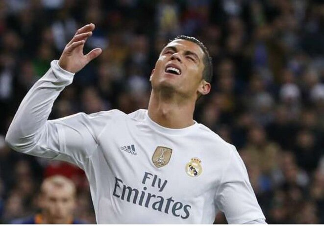 Cristiano Ronaldo. © Reuters