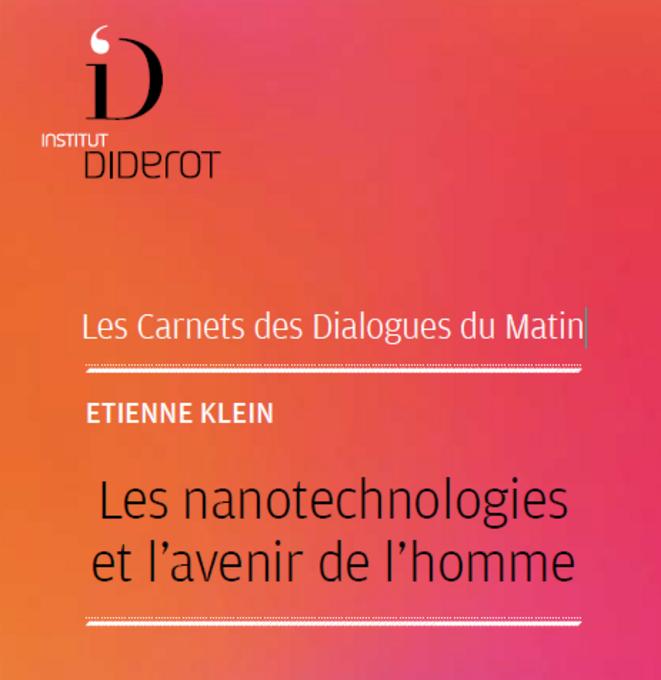 Texte auto-plagié par Etienne Klein aux conférences Big Bang Santé du Figaro © www.institutdiderot.fr