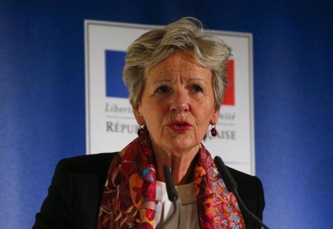 La procureure Éliane Houlette © Reuters