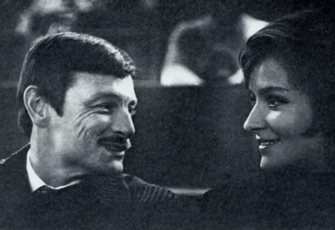 Andreï Tarkovski et Larissa Chepitko