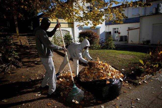 À Saint-Brevin-les-Pins près de Nantes, le 3 novembre 2016. © Reuters