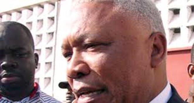 Isidore Mvouba
