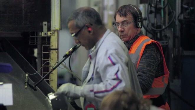 Extrait de « C'est quoi ce travail ? » de Sébastien Jousse et Luc Joulé