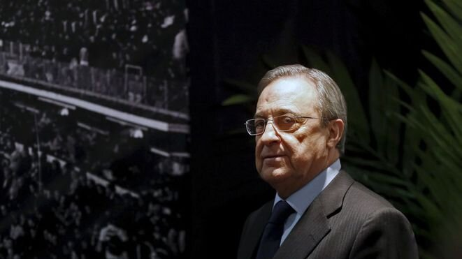 Florentino Pérez, presidente del Real Madrid y del grupo ACS. © Reuters