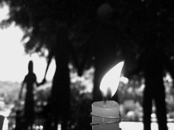 Massacre d'El Mozote : 35 ans après, ni oubli ni pardon. © Efrojas