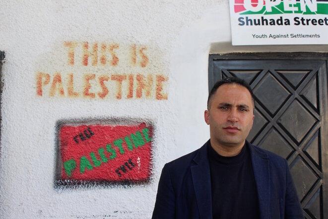 Issa Amro © Mondoweiss