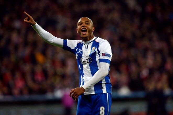 Le FC Porto a menti sur le vrai coût du transfert de Yacine Brahimi © Reuters