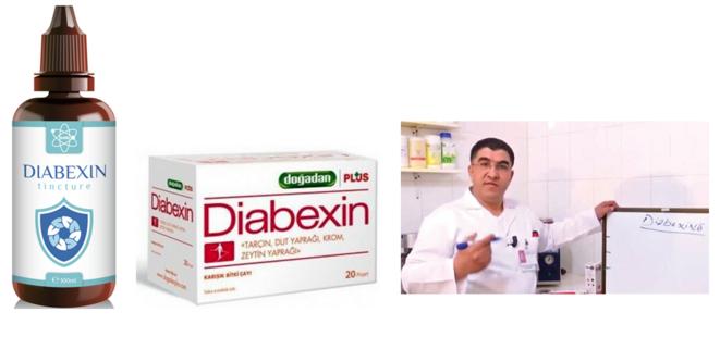Diabexin et RHB.