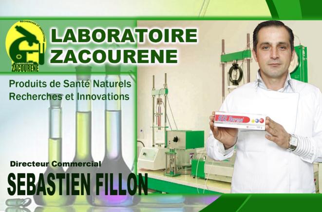 Sébastien Fillon (Laboratoire Zacourene)