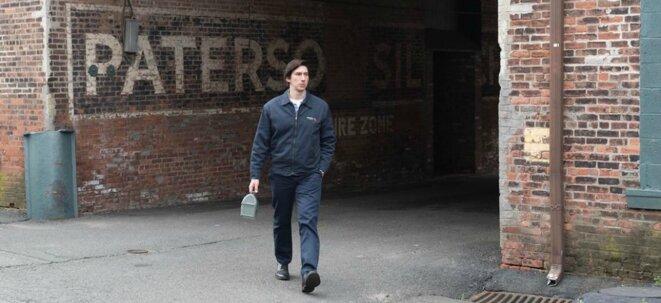 """Adam Driver dans """"Paterson"""" de Jim Jarmusch"""