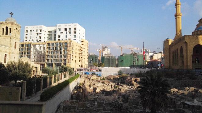 Beyrouth © jean-pierre charbonneau