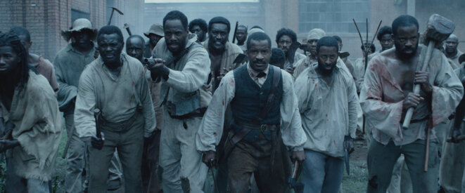 Nate Parker, « The Birth of a Nation », 2016.