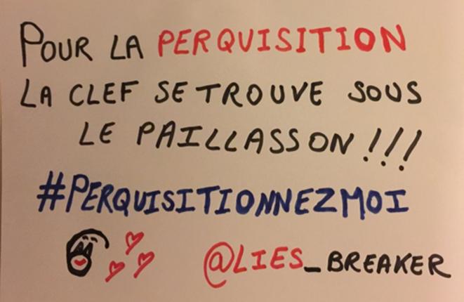 perquisition